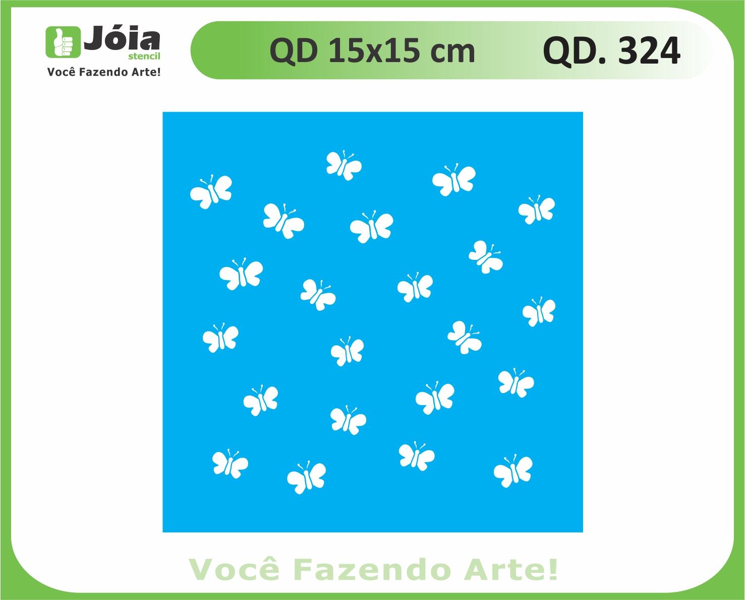 stencil QD 324