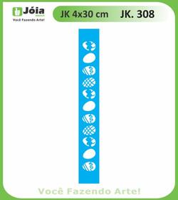 Stencil JK 308