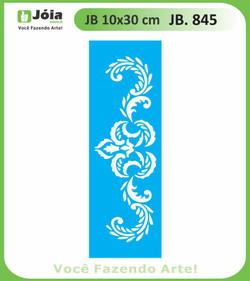 Stencil JB 845