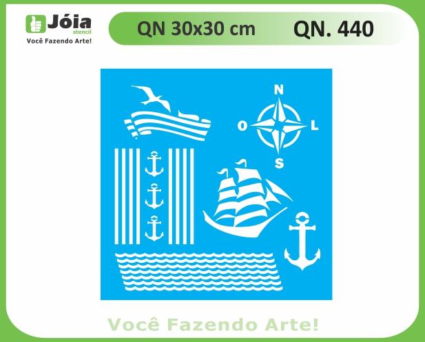 Stencil QN 440