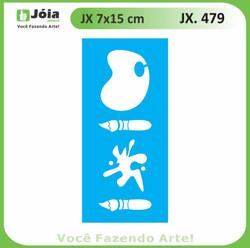 Stencil JX 479