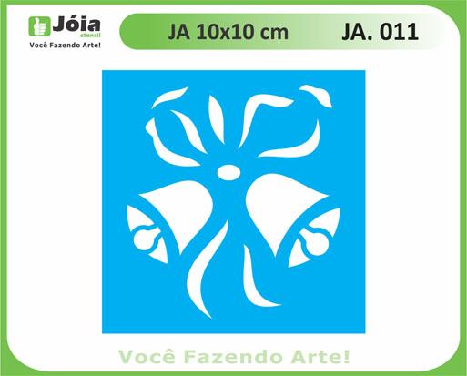 stencil JA 011