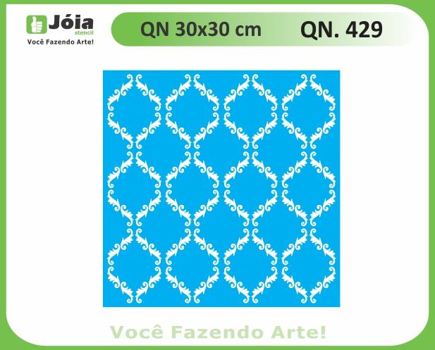 Stencil QN 429