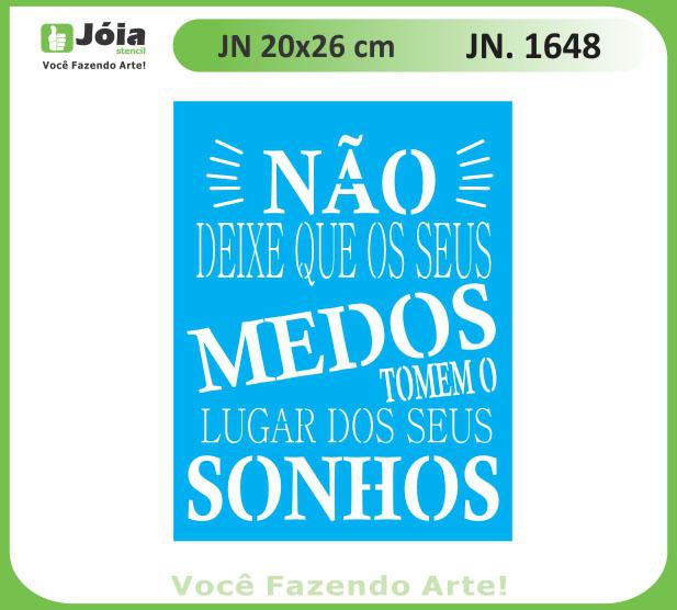 Stencil JN 1648