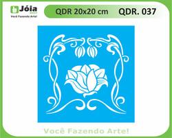 stencil QDR 037