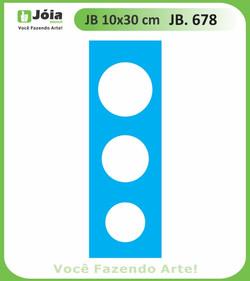 Stencil JB 678