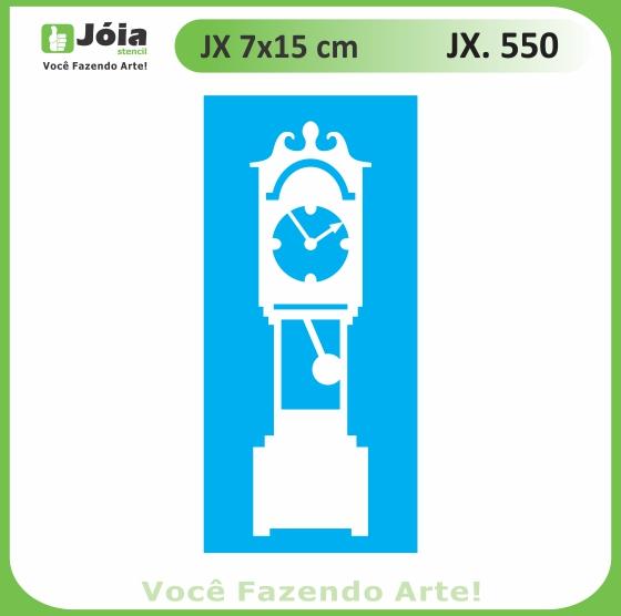 Stencil JX 550