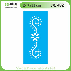 Stencil JX 482