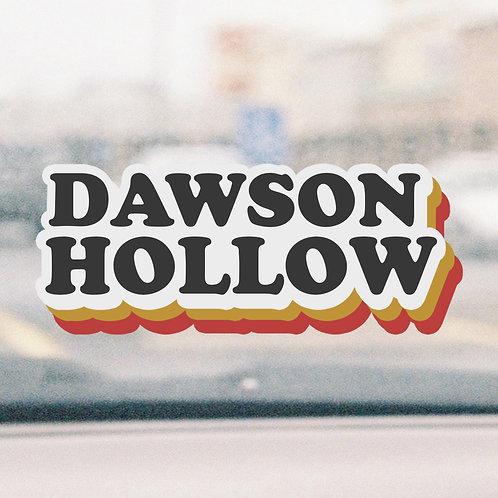 Dawson Hollow Sticker