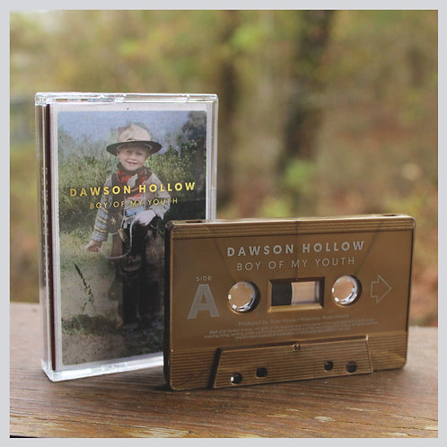 Boy Of My Youth (Cassette)