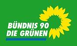 """Logo von der Partei """"Die Grünen"""""""