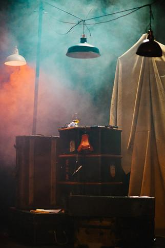 Set & Lighting Promo - Hyde and Seek - Oct 2018 Tour