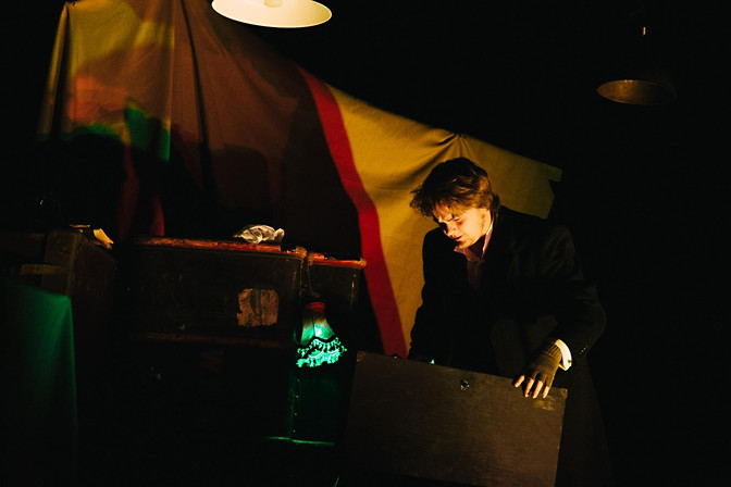 Michael Tonkin-Jones - Hyde & Seek - Oct 2018 Tour