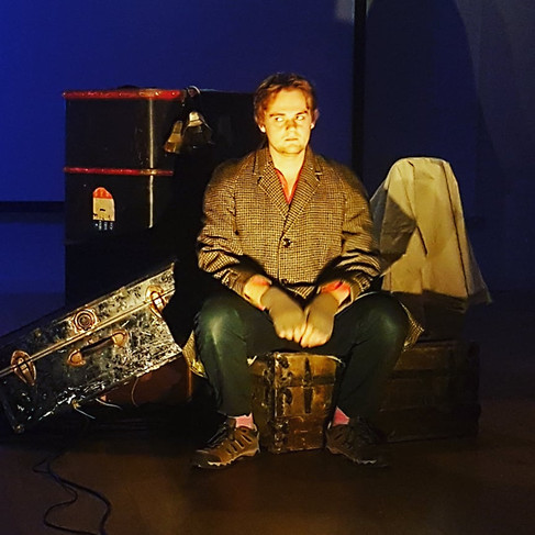 Hyde & Seek Rehearsals