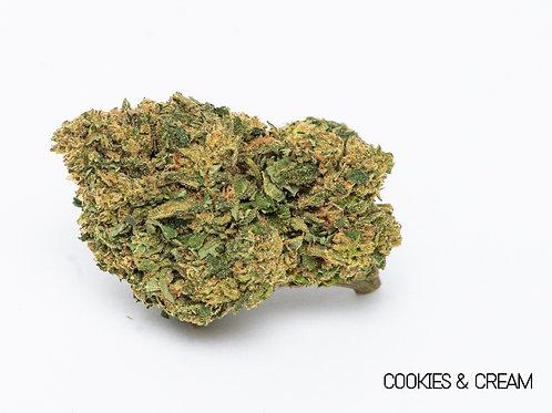 Cookies & Cream - (Premium Sativa)