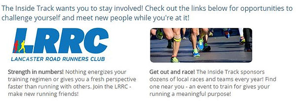 Lanaster Road runners club