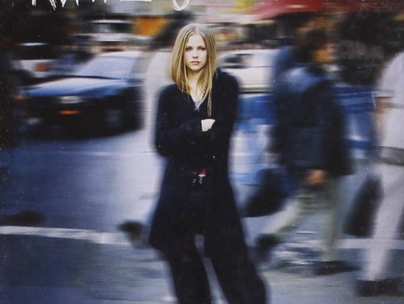 Maybe Avril's boyfriend had an open Identity Center in his Human Design