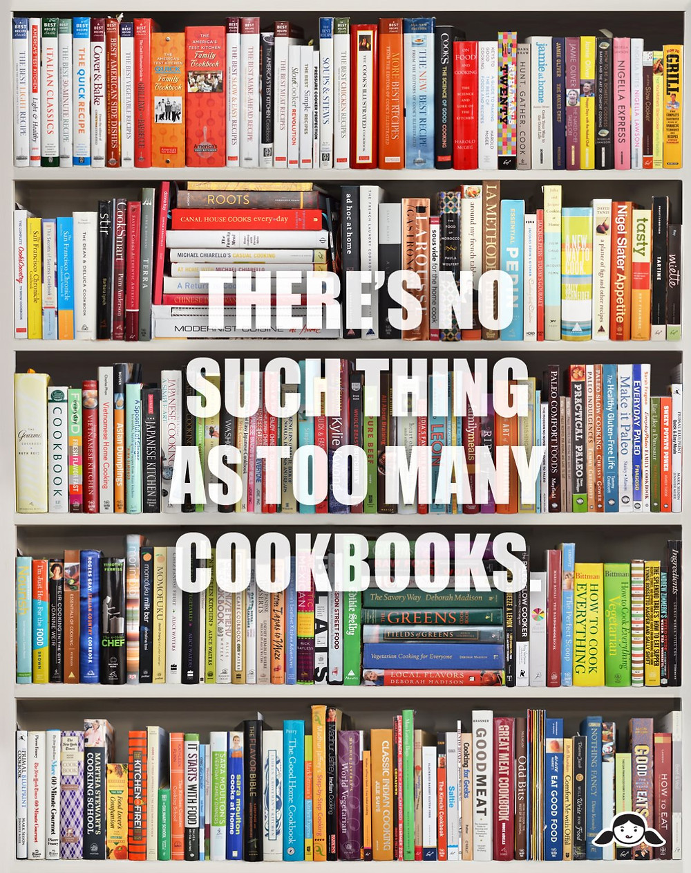 You would never cook all foods in the same way (http://4.bp.blogspot.com/-znYiIokAxa8/UWwkFLW6YwI/AAAAAAAAH1k/RCTHekjdqRA/s1600/Bookshelf1500b.jpg)