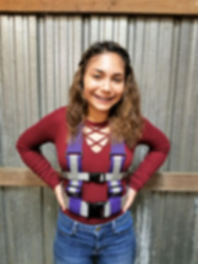 Child Epilepsy Drop Support Harness