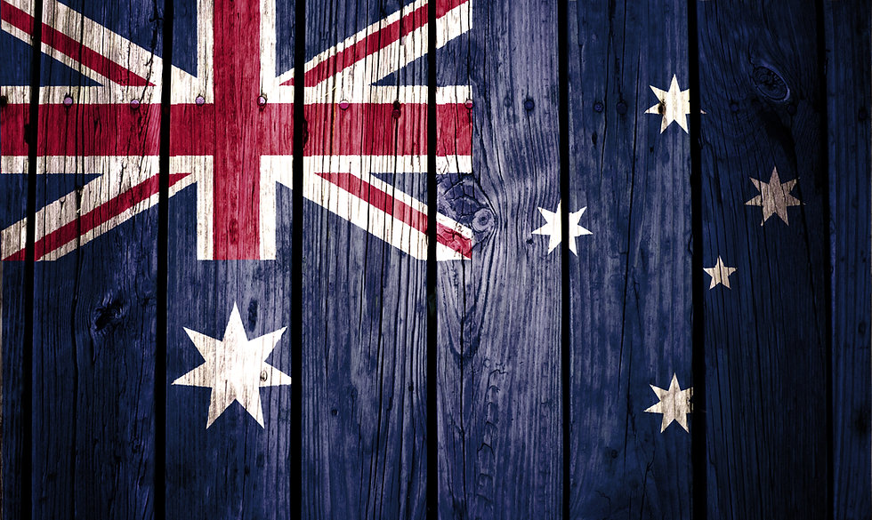 Australia flag linked to Drop Support