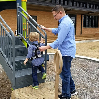 Playground Safety and Stairs