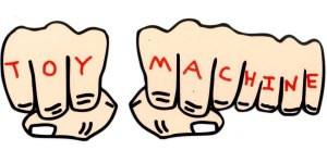toy machine knuckles logo