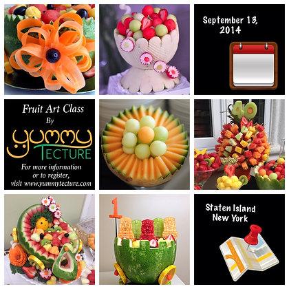 Fruit Art Class