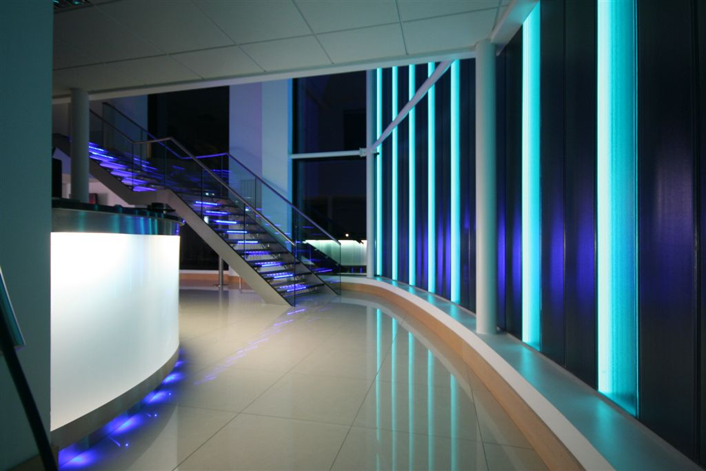 Topglass Factory Office Illuminated Glass4
