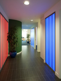 Colour Changing Glass Screen Lumaglass Iomart2