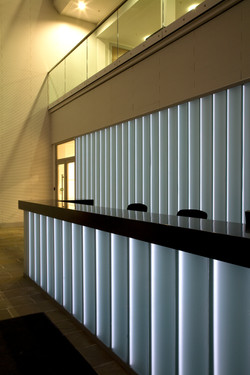 Glass Reception Area at Asda George Office Lumaglass3
