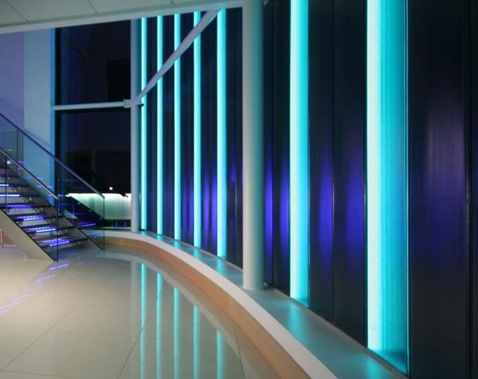 Topglass Factory Office Illuminated Glass7