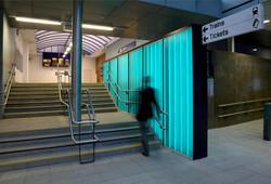 Salford Station Glass Screen Lumaglass