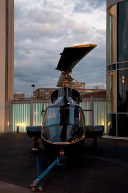 Battersea Heliport External Glass Wall3