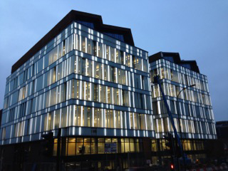 Sheffield Hallam University Lumaglass 2
