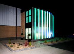 Topglass Factory Office Illuminated Glass5