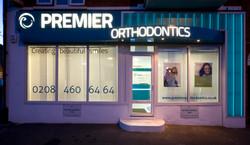 Orthodontics Glass Shop Front2