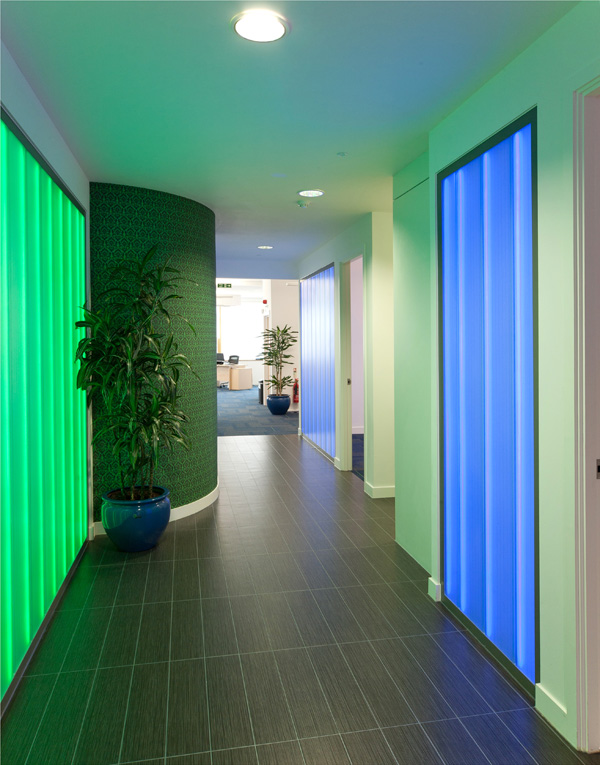 Colour Chnaging Glass Screen Lumaglass Iomart4