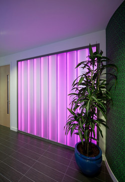 Colour Chnaging Glass Screen Iomart Lumaglass13