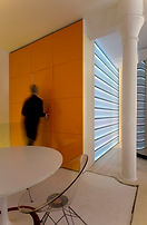 Glass Partition at Team Macarie Office, London