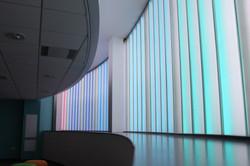 Blackburn Resources Coloured Glass Wall3