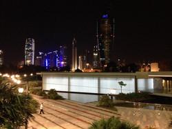 Al Shaheed Park Kuwait Illuminated White Glass6