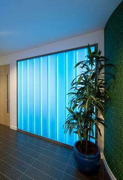 Colour Changing Glass Screen Iomart Lumaglass6