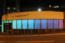 Blackburn Resource Centre Coloured Glass Wall2