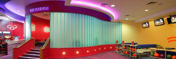Glass Partition at AMF Bowling High Wycombe