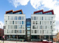 Sheffield Hallam University Lumaglass 5