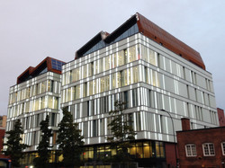 Sheffield Hallam University Lumaglass 4