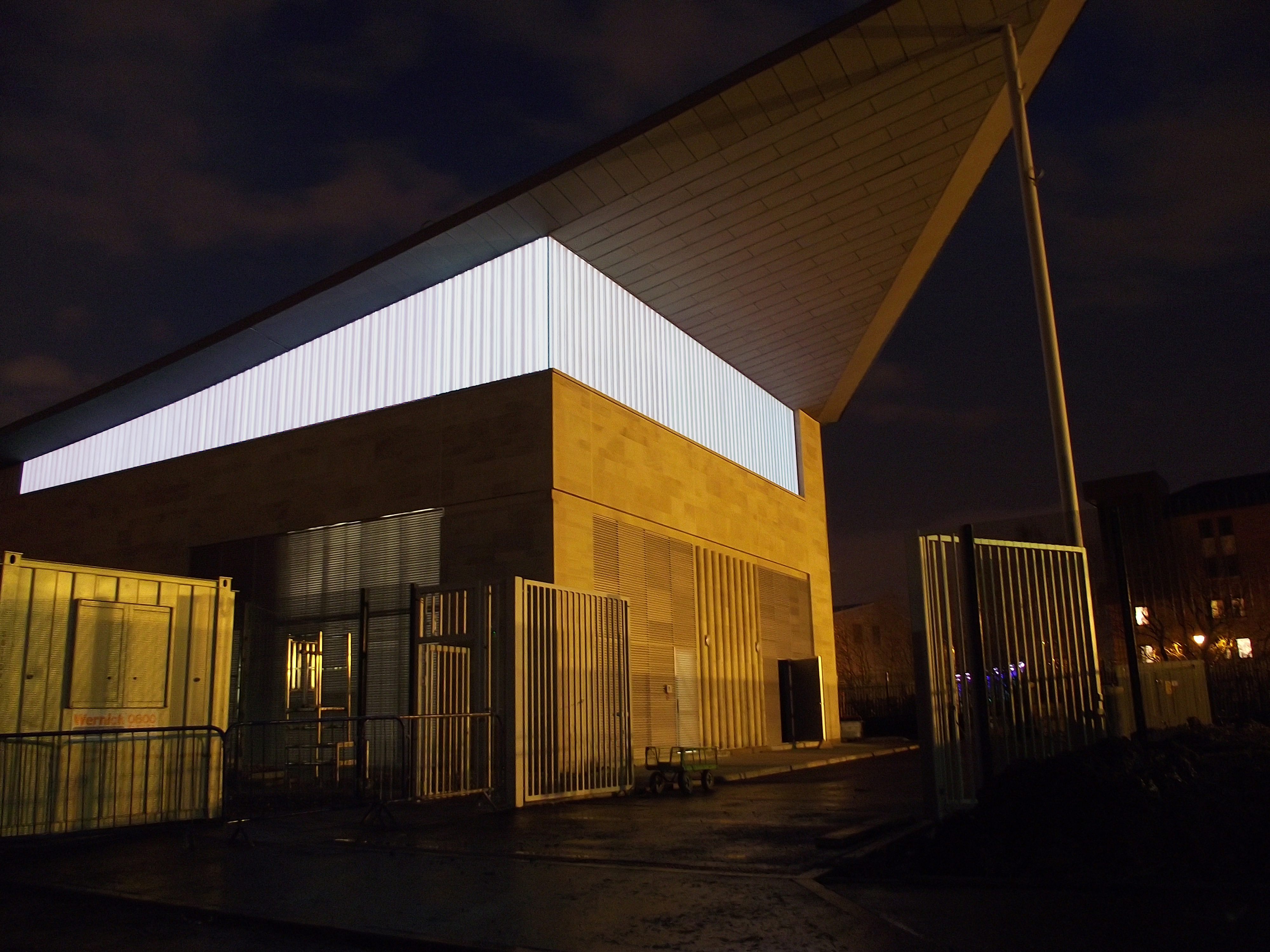 Finnieston Substation Clerestory Glass3