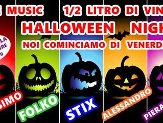 Halloween al Bar La Vela