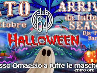 Halloween Night Club 64