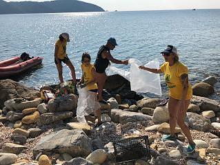 "L'isola d'Elba ""plastic free"""